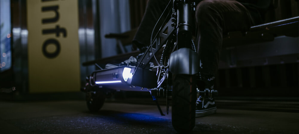 e-glide D150 electric scooter