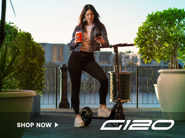 e-glide G60 electric commuter scooter