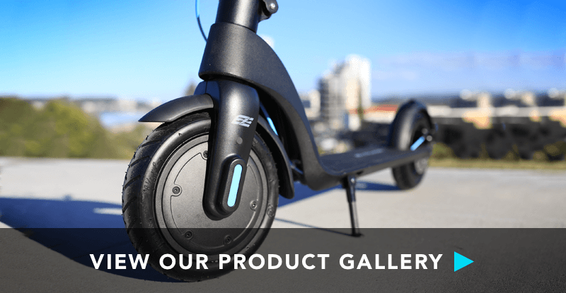view e-glide electric scooter gallery
