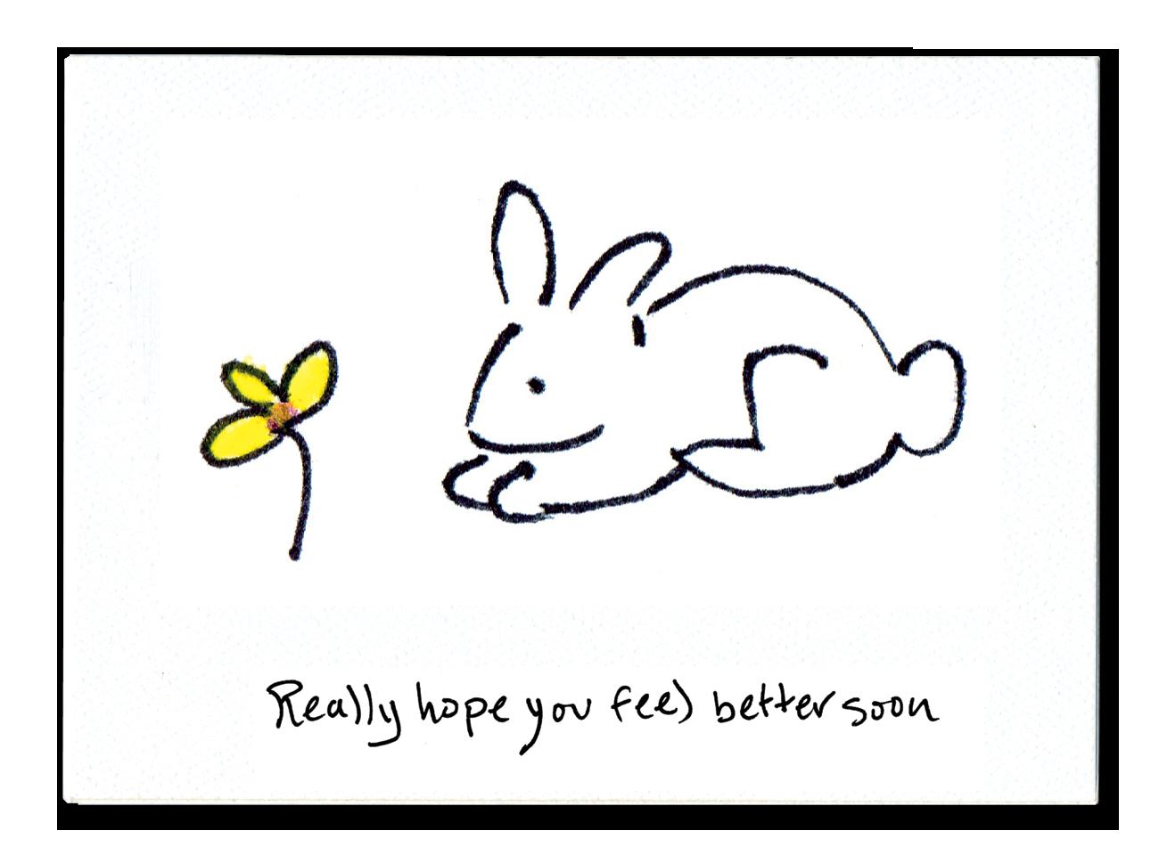 Really Hope You Feel Better Soon