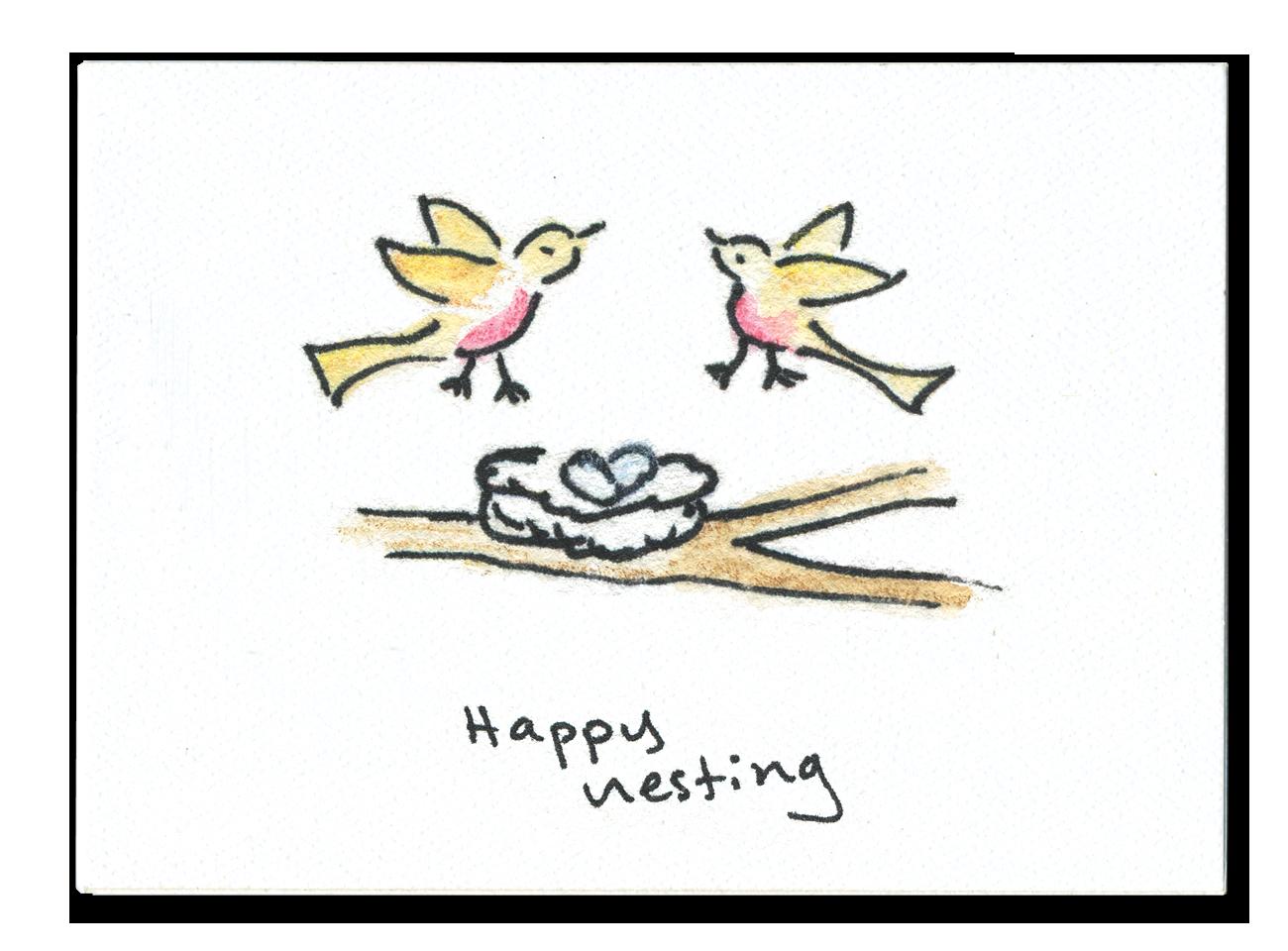Happy Nesting