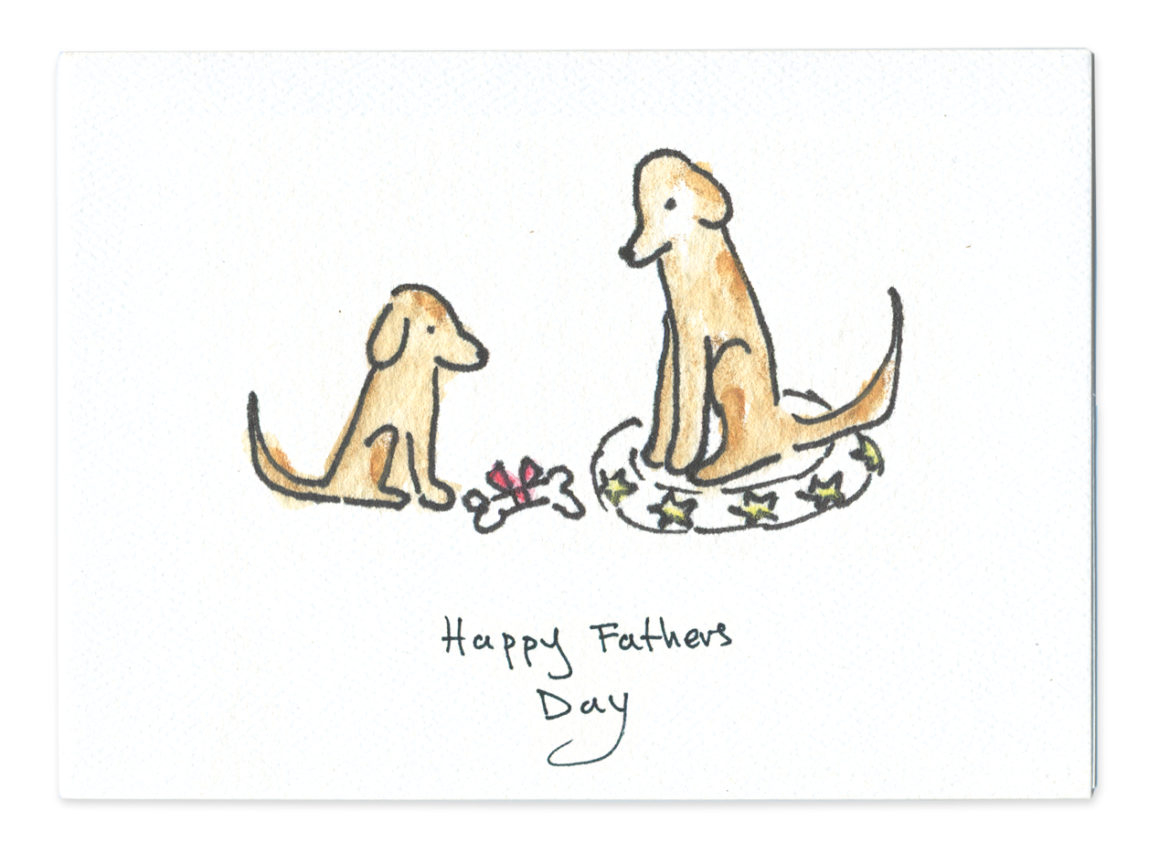 Happy Father's Day (Pup)