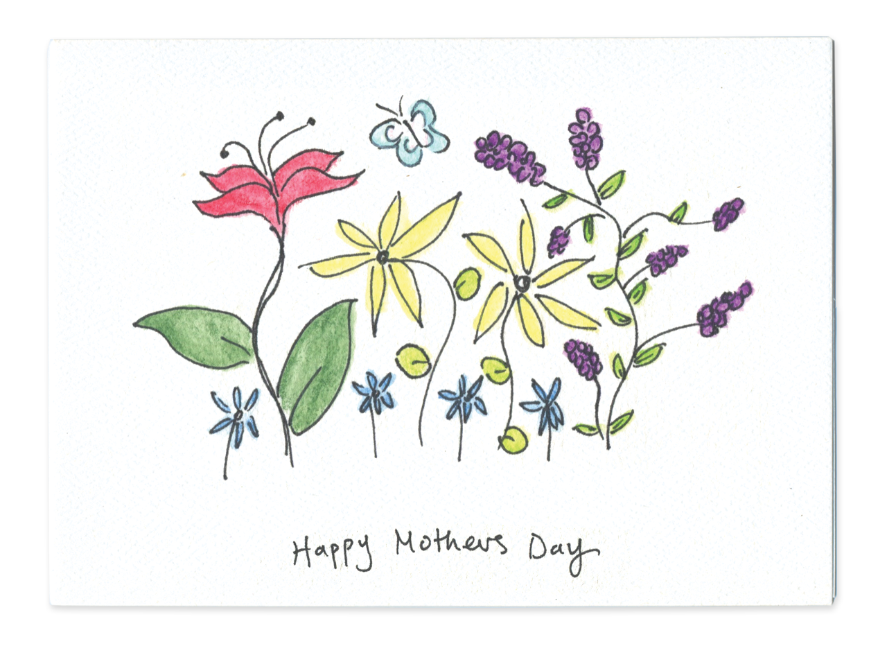 Happy Mother's Day (flowers)