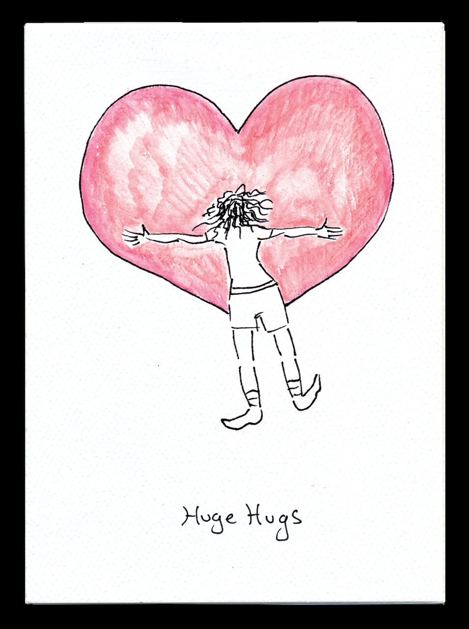 Huge Hugs