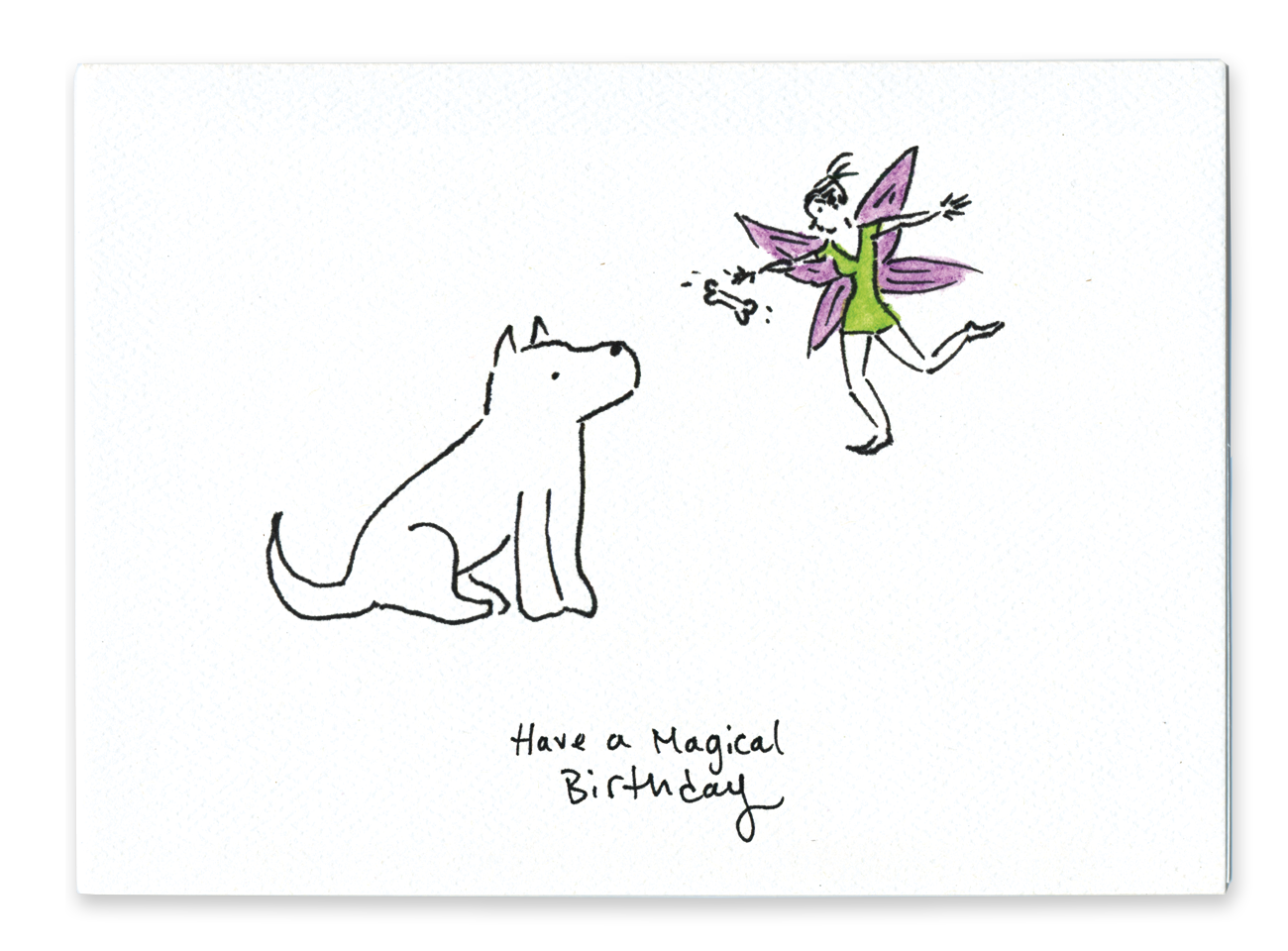 Have a Magical Birthday (Dog)