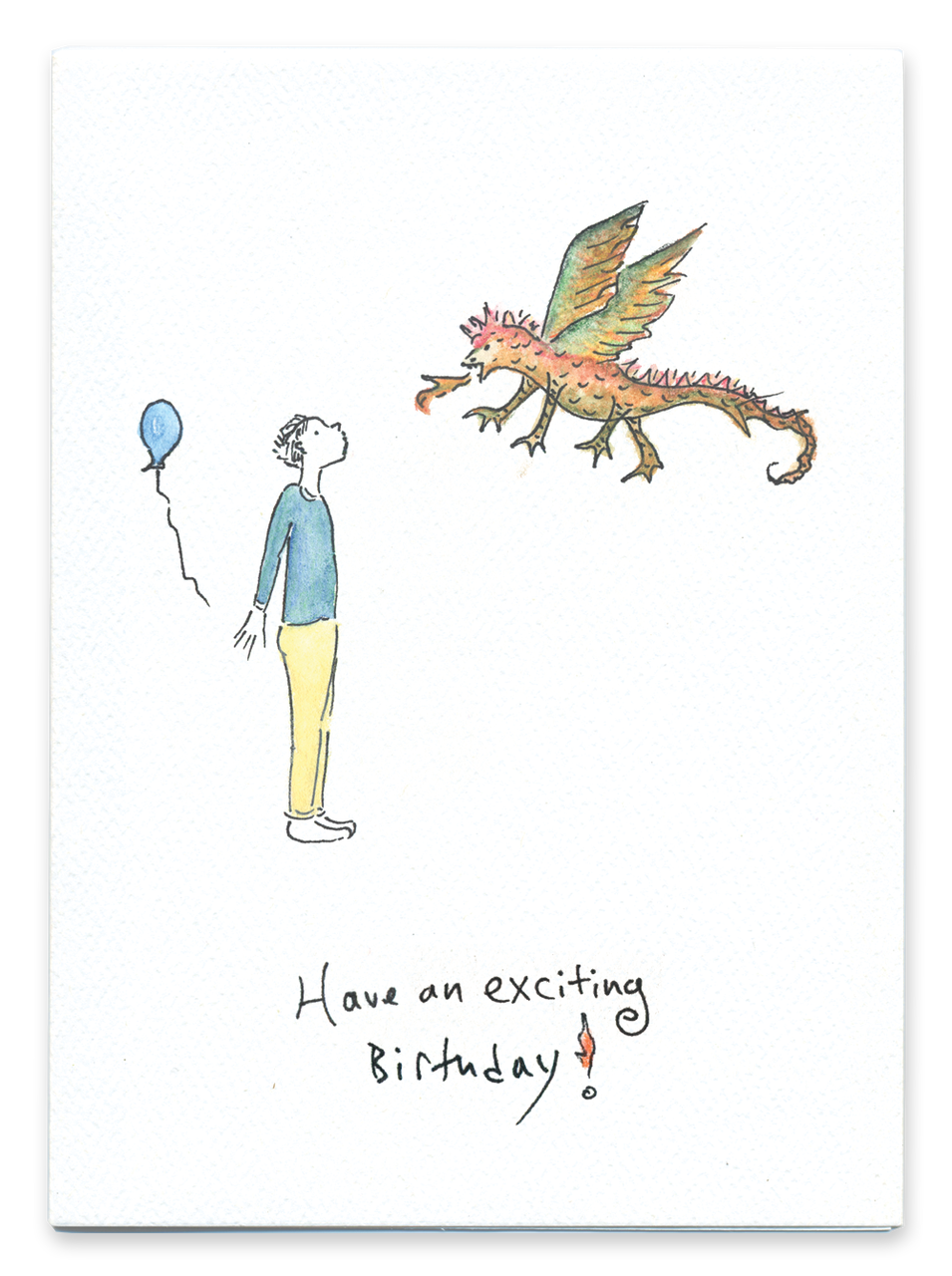 Have an Exciting Birthday
