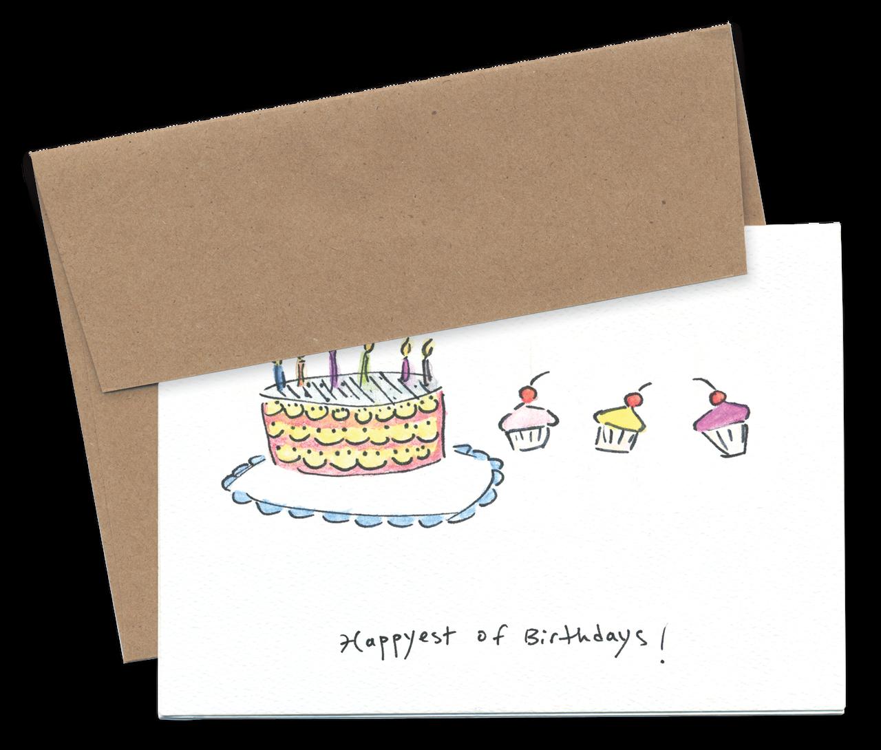 Happyest of Birthdays