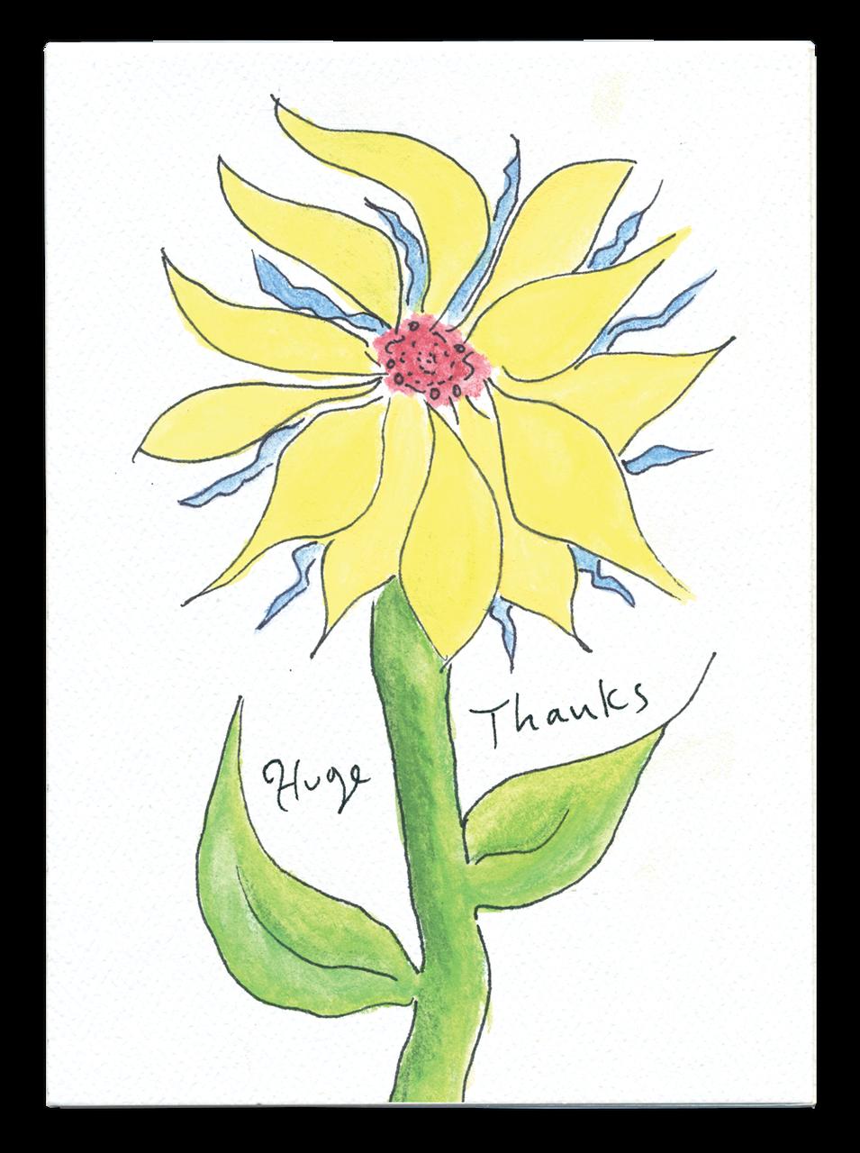 Huge Thanks (Flower)