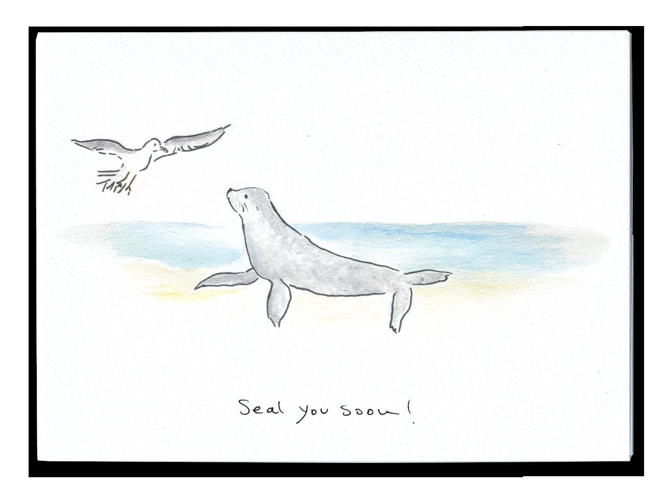 Seal You Soon