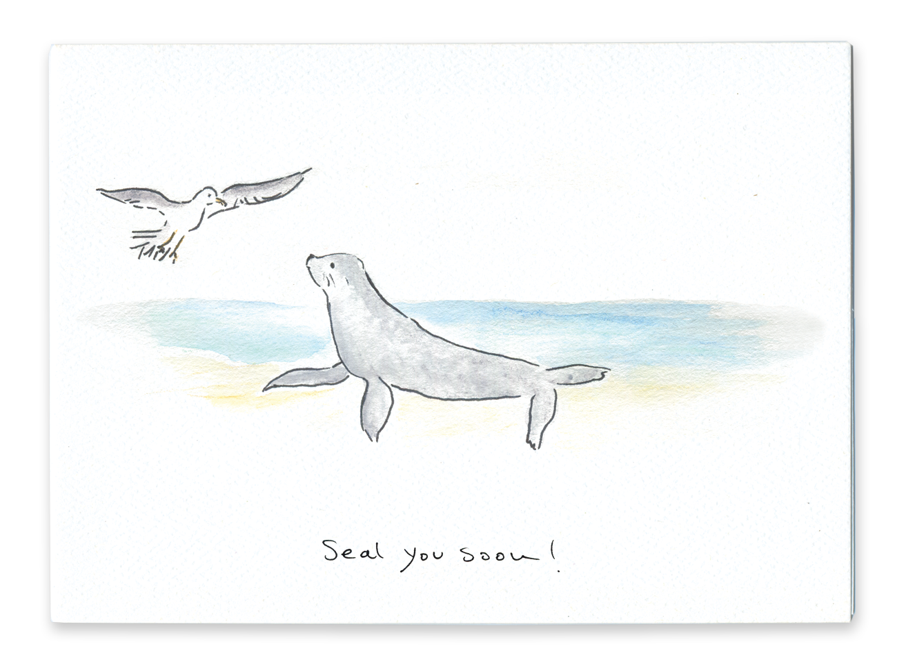 Seal You Soon