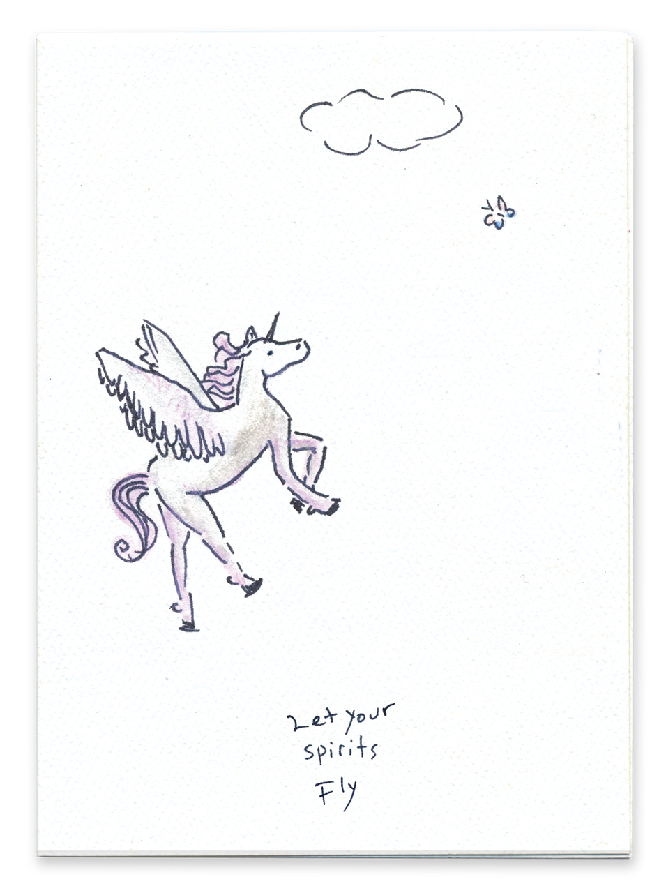 Let Your Spirits Fly
