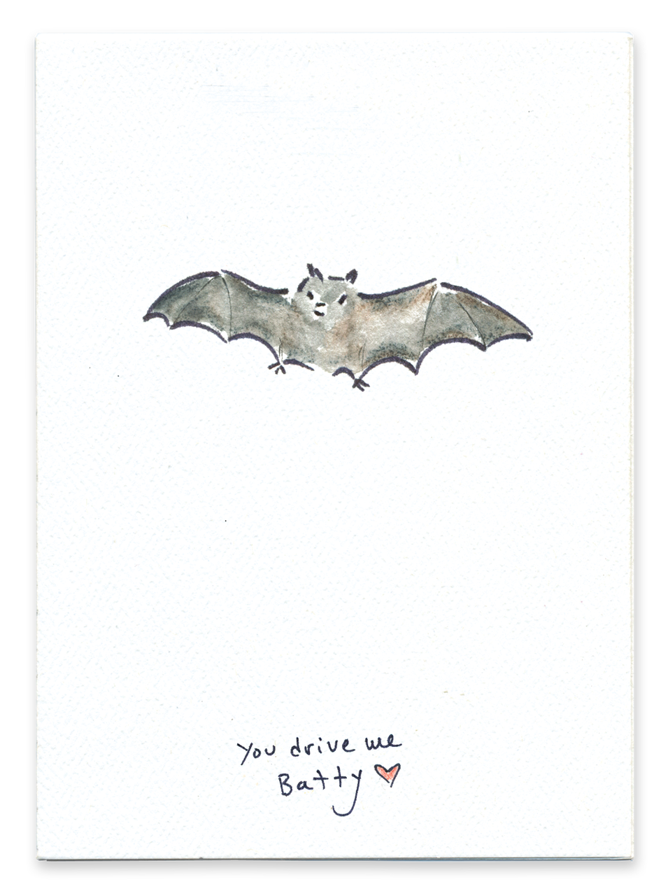 You Drive Me Batty