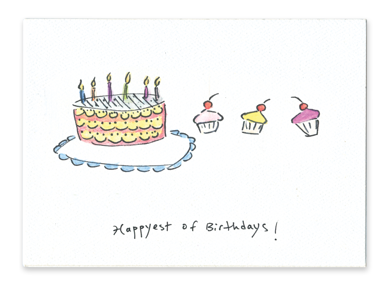 Birthday Pack II