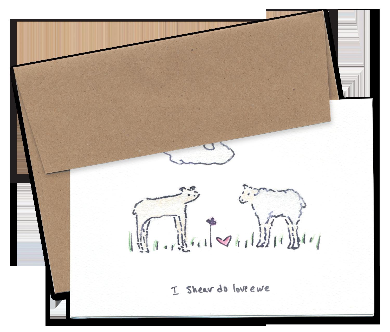 I Shear Do Love You
