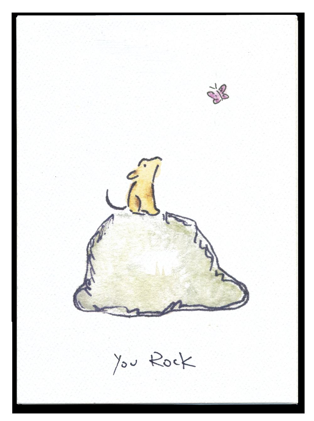 You Rock (Dog)