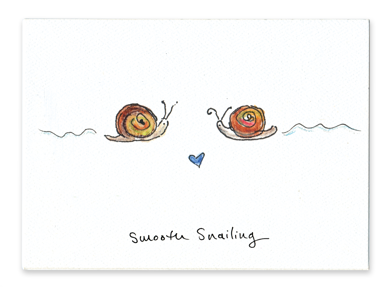 Smooth Snailing