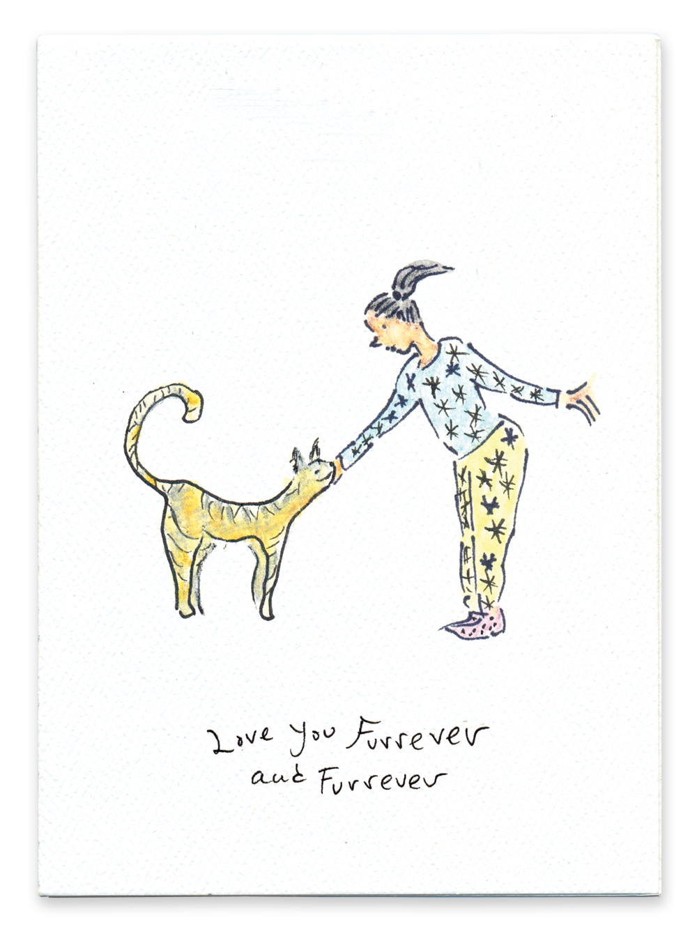 Love You Furrever and Furrever