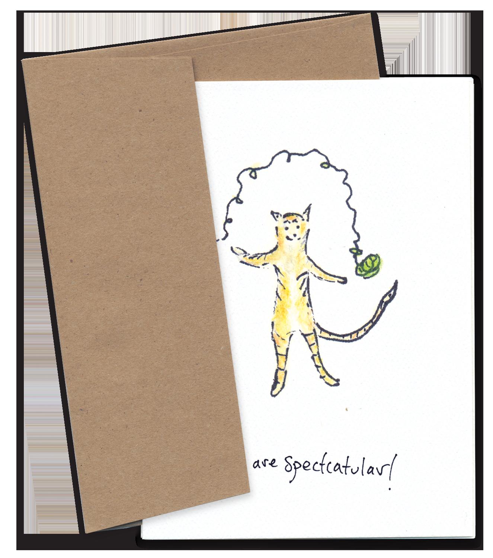 You Are Spectcatular!