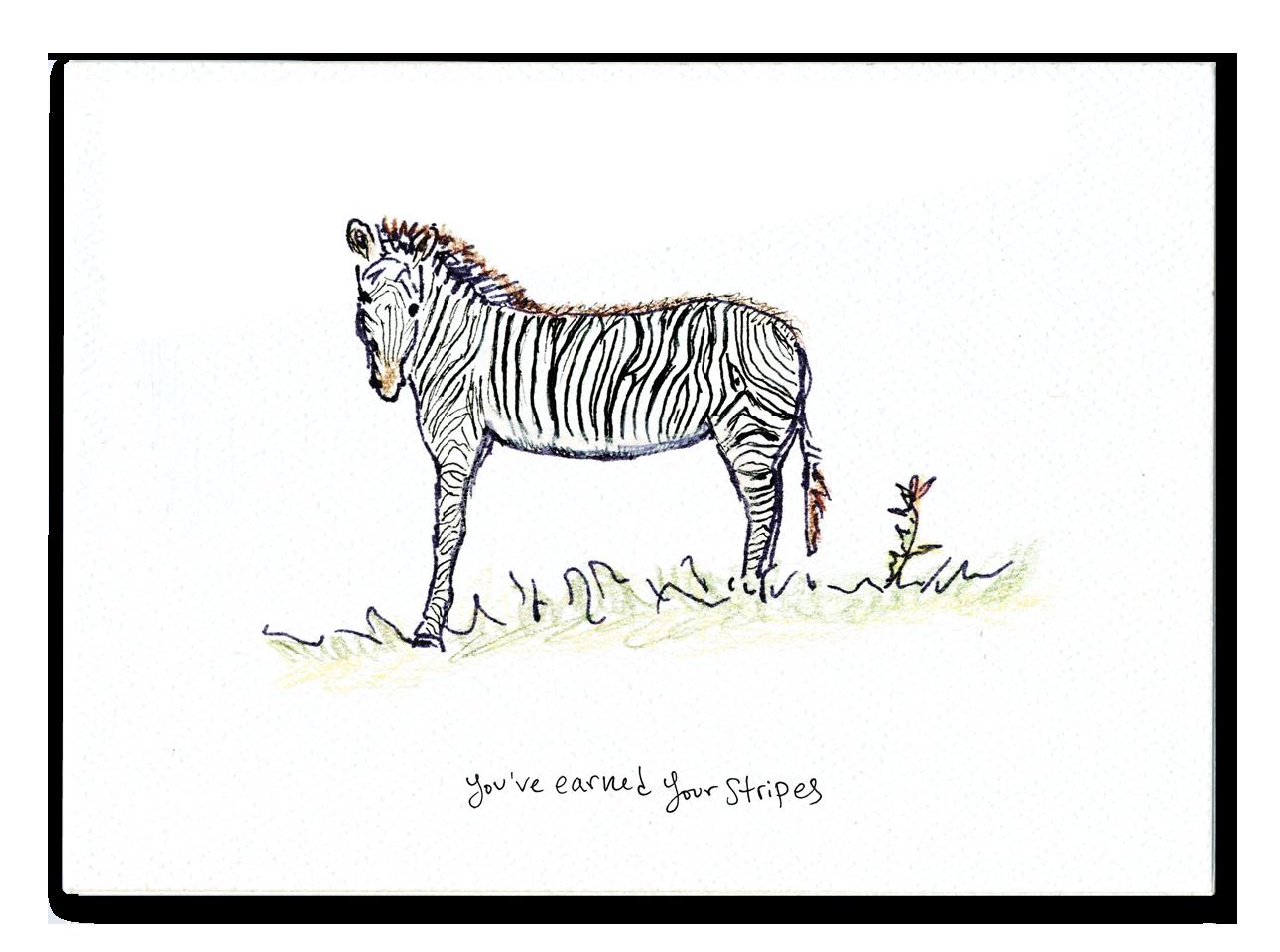 Earned Stripes