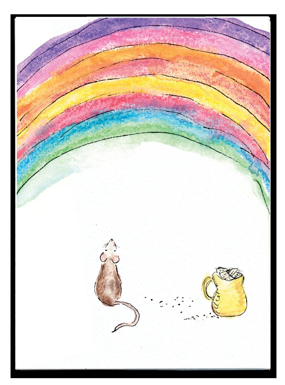 Rainbow Rat