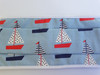 Sailboat Reusable fabric face mask, Made in Melbourne
