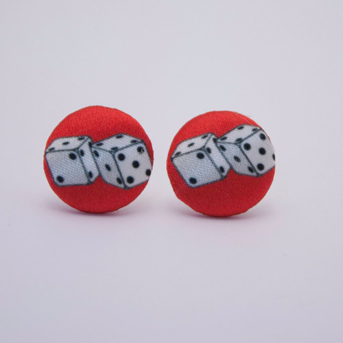 Ariella Dice Earrings