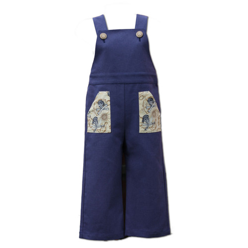 Ariella Tailored Pirate Overalls