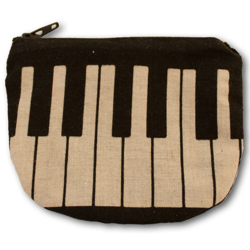 Ariella Piano Coin Purse