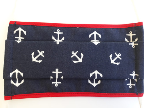 Anchor Reusable Fabric Face Mask