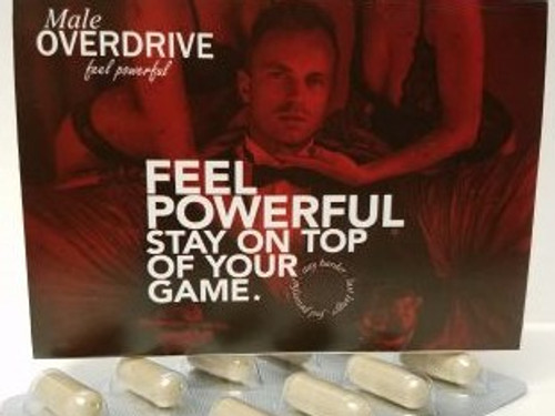 Male Overdrive is a natural male enhancement pill designed to enhance your intimate encounters.