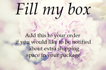 FILL MY BOX