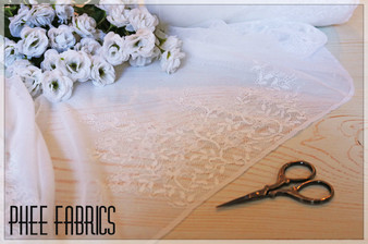 "9"" Wide Stretch Lace"