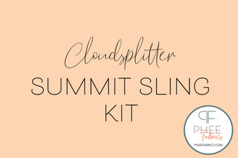 Cloudsplitter Summit Sling Kit