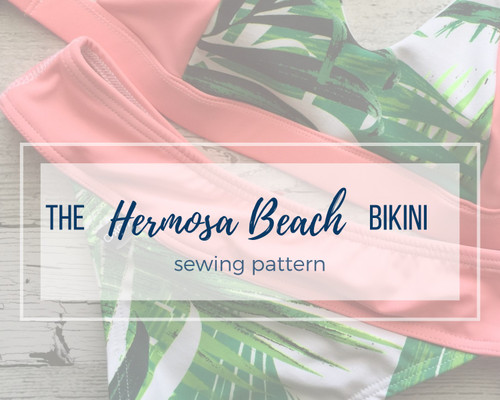 Hermosa Beach Bikini sizes 2-20