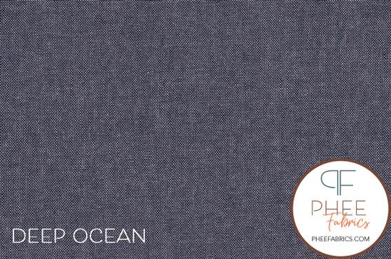 Deep Ocean Denim