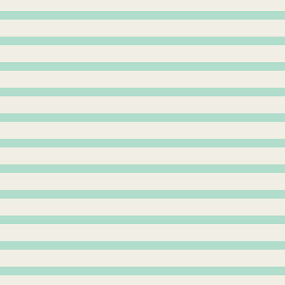 Striped Apart Mint