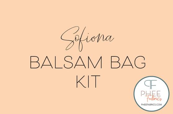 Sofiona Balsam Bag Kit