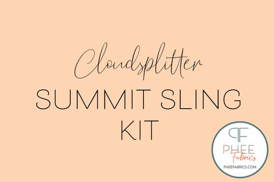 Cloudsplitter Summit Sling Kit