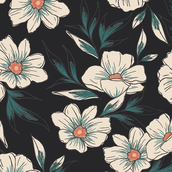 Tinted Blooms