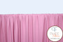 Dusty Pink Nylon/Spandex Tricot