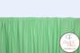Mint Nylon/Spandex Tricot