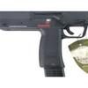 ELITE FORCE H&K MP7 NAVY AIRSOFT SMG AEG - BLACK