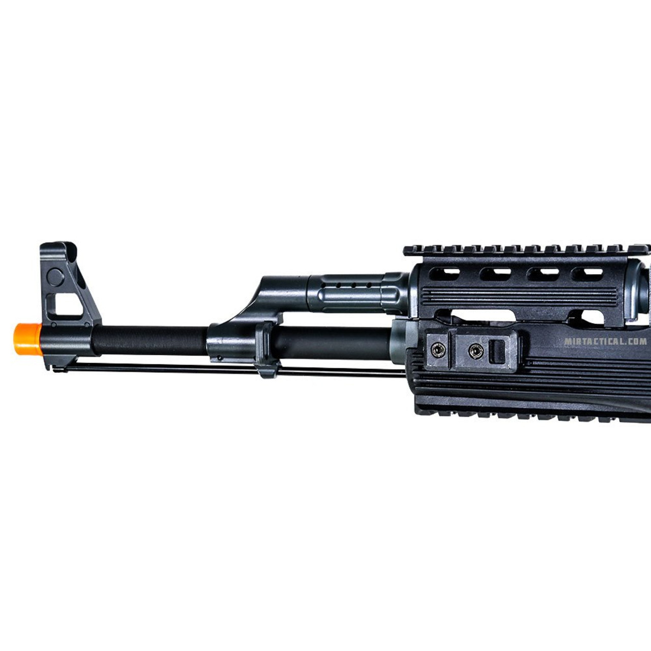ECHO1 RED STAR AK-47 RIS AIRSOFT CARBINE AEG - BLACK