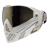DYE I5 PAINTBALL MASK WHITE GOLD for $189.95 at MiR Tactical