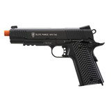ELITE FORCE 1911 TACTICAL GEN 3 CO2 GAS BLOWBACK AIRSOFT PISTOL - BLACK for $119.95 at MiR Tactical