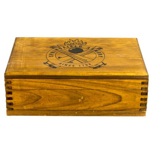 Sprgfld 1911 Sgl Wooden Box