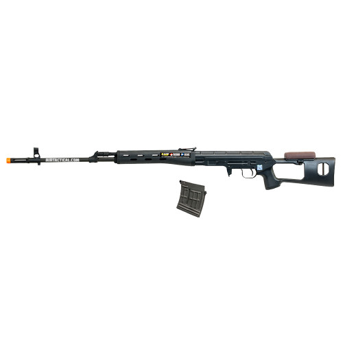 RED STAR SVD AIRSOFT METAL SNIPER RIFLE