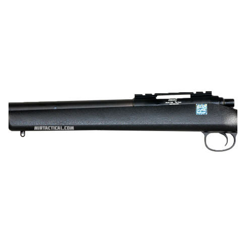 PSR BOLT ACTION AIRSOFT SNIPER RIFLE METAL BLACK