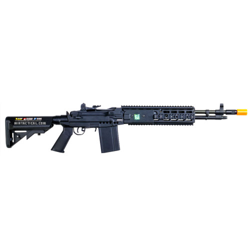 ECHO1 M14 SOCOM AIRSOFT CARBINE AEG - BLACK for $249.99 at MiR Tactical
