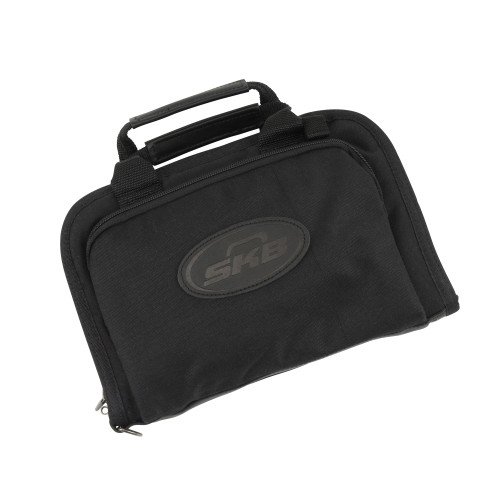 Skb Rectangular Pstl Bag 11x7 Blk